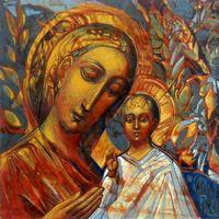 Виставка Ольги Федорук «Ave Maria»