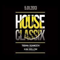 Вечірка House Classix