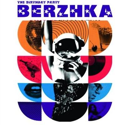 Вечірка Berzhka The Birthday Party @ Picasso