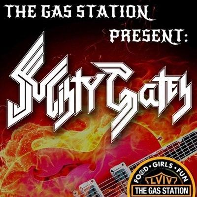 Концерт гурту Misty Gates @ The Gas Station