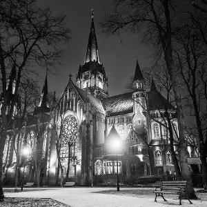 Церква святих Ольги і Єлизавети / Костел Святої Ельжбети