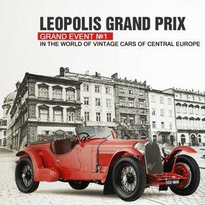 Міжнародний фестиваль ретро–автомобілів Leopolis Grand Prix 2014