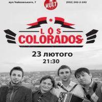 Концерт гурту Los Colorados @ Kult