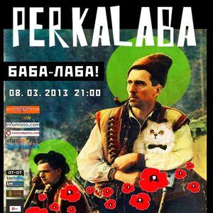 Концерт гурту Perkalabа