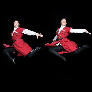 Виступ балету «Сухішвілі»