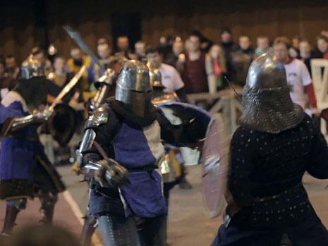 Відео з Чемпіонату України з Історичного Середньовічного бою