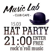 Вечірка HAT PARTY
