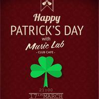 Вечірка Saint Patrick's Day @ MusicLab