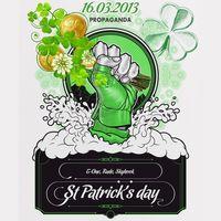 Вечірка St.Patrick's Day@ PROPAGANDA