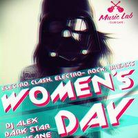 Вечірка WOMEN'S DAY@MusicLab