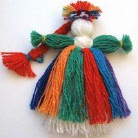 Майстер-клас «Лялька-веснянка»