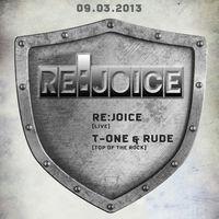 Концерт гурту Re:joice @ Propaganda