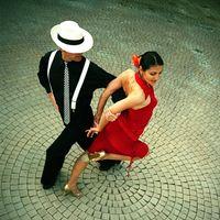 Танго-спектакль «Містерія весни»