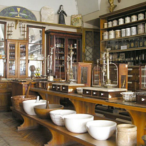 Екскурсія «Скарби львівських алхіміків»