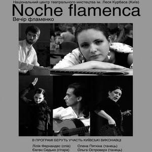 Концерт «Вечір фламенко»