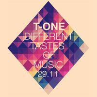 Вечірка Different Tastes of MUSIC