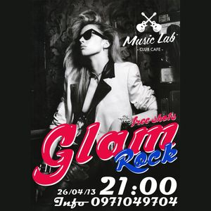 Вечірка Glam rock