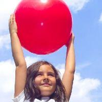 Спортивні забави «Всі діти такі самі»
