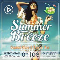 Вечірка Summer Breeze @ Play Bar