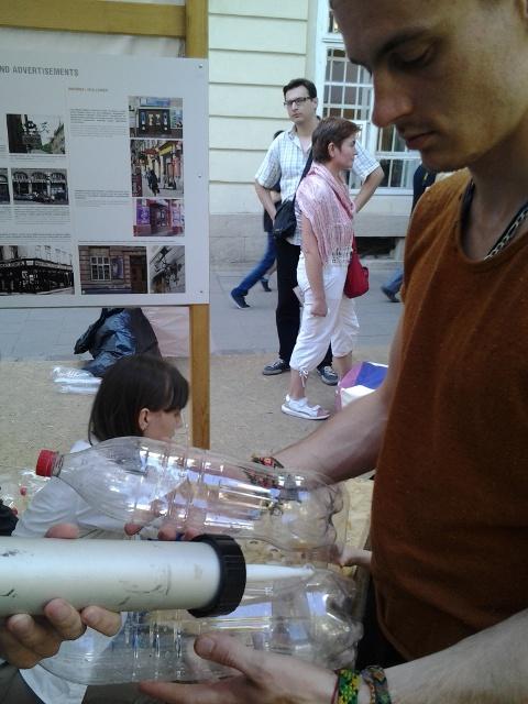 Фотозвіт з Майстерні міста: воркшоп «Міські меблі власноруч»