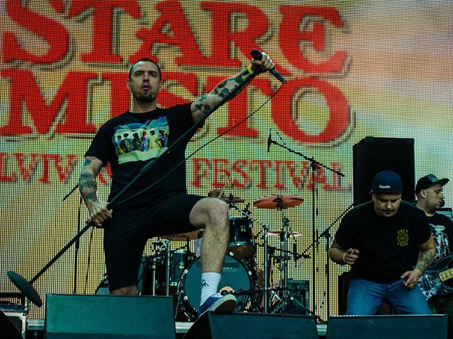 Фото з фестивалю Stare Misto