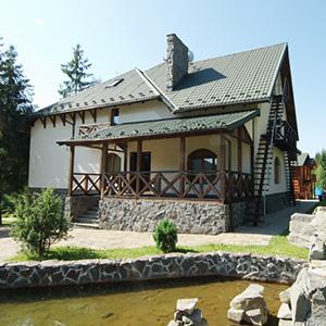 Готельно-відпочинковий комплекс «Зербань»