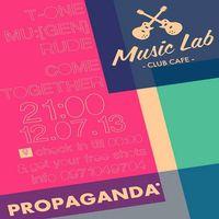 Вечірка MusicLab X PROPAGANDA