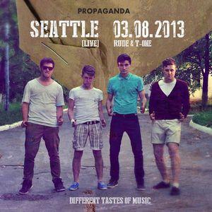 Концерт гурту SEATTLE @ Propaganda