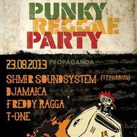 Вечірка Punky Reggae Party