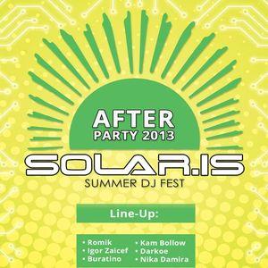 Вечірка SOLARIS AFTER PARTY