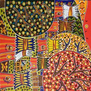 Виставка живопису Світлани Стародубцевоі «Калейдоскоп етновітру»