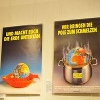 Виставка плакатів Клауса Штека «Нічого не вирішено»