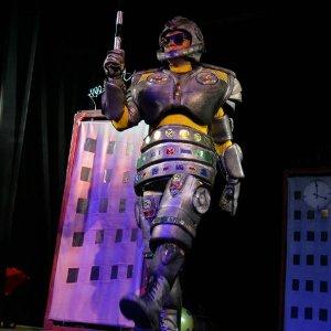 Вистава «Пригоди Робокопа»