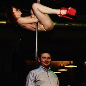 Христина Соломончук та Роман Бордун у клубі 5х5