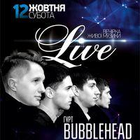 Концерт гурту Bubblehead @ Rafinad People