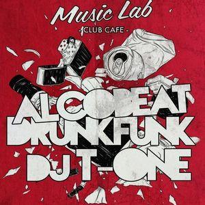 Вечірка DrunkFunk AlcoBeat @ Music Lab