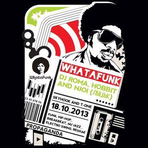 Вечірка Whatafunk