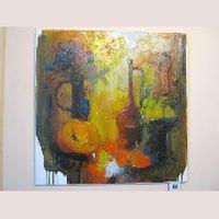 Виставка живопису Андріана Жудро та Анни Зарницької «Барви Близького Сходу»