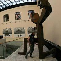 Фрагменти виставки трієнале «Український Зріз. Лиман»