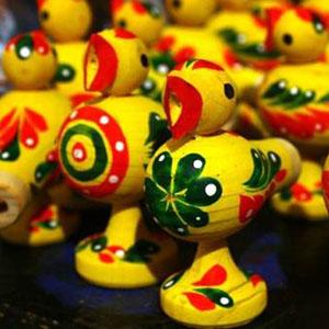 Екскурсія «Легенди Львова та розпис яворівської іграшки»