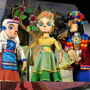 Вистава «Маленька фея» - Львівський театр ляльок