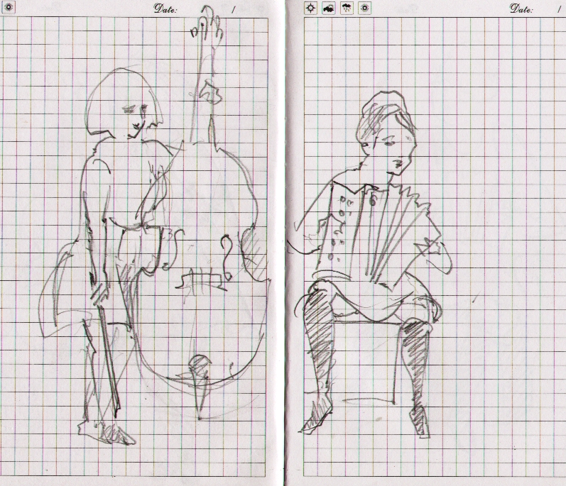 Концерт фрік-кабаре Dakh Daughters Band. Автор Юстина Могитич