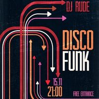 Вечірка Disco Funk