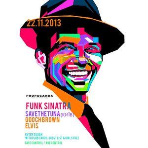 Вечірка Funk Sinatra @ Propaganda