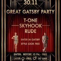 Вечірка Great Gatsby Party