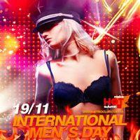 Вечірка «Всесвітній день мужчин»