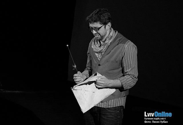 Фото з фестивалю «Драма.UA»