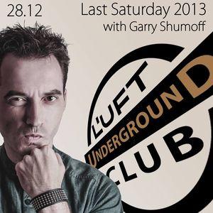 Вечірка Last Saturday with Garry Shumoff