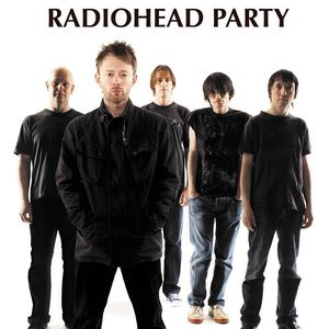 Вечірка Radiohead Party