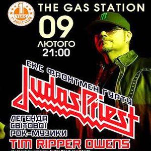 Концерт Tim Ripper Owens (екс-фронтмен Judas Priest)
